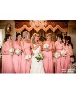 Long Convertible Bridesmaid dress in + 36 Colors
