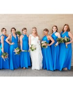 Rosewood Bridesmaid Infinity Dress Rosewood Convertible dress