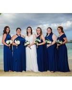 Plus Size Maxi Multiway Dress Plus size Convertible Bridesmaid dresses